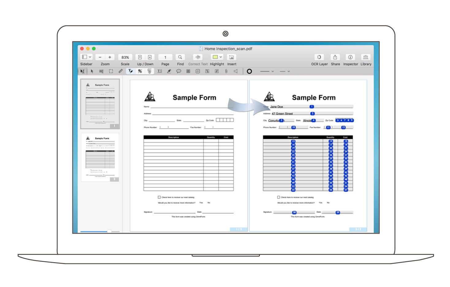 SmileOnMyMac PDFpenPro Software for Sale