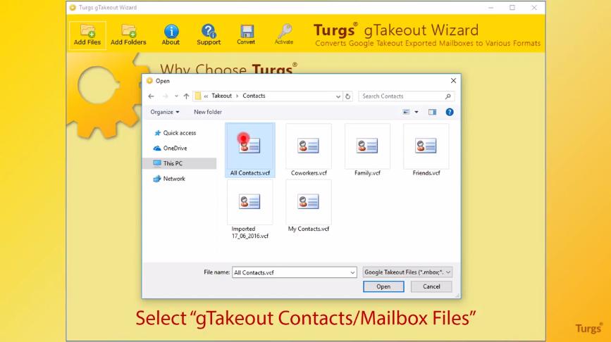 Google Takeout Data Converter - Compre agora na Software com br