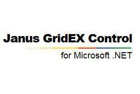 Janus GridEX Control for. NET
