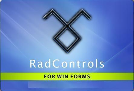 RadControls for WinForms