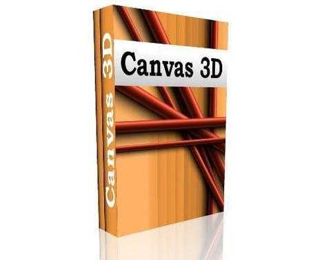 Amabilis 3D Canvas