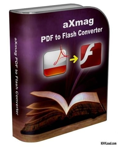 aXmag PDF to Flash Converter