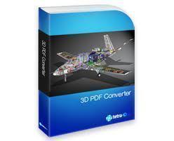 3D PDF Converter