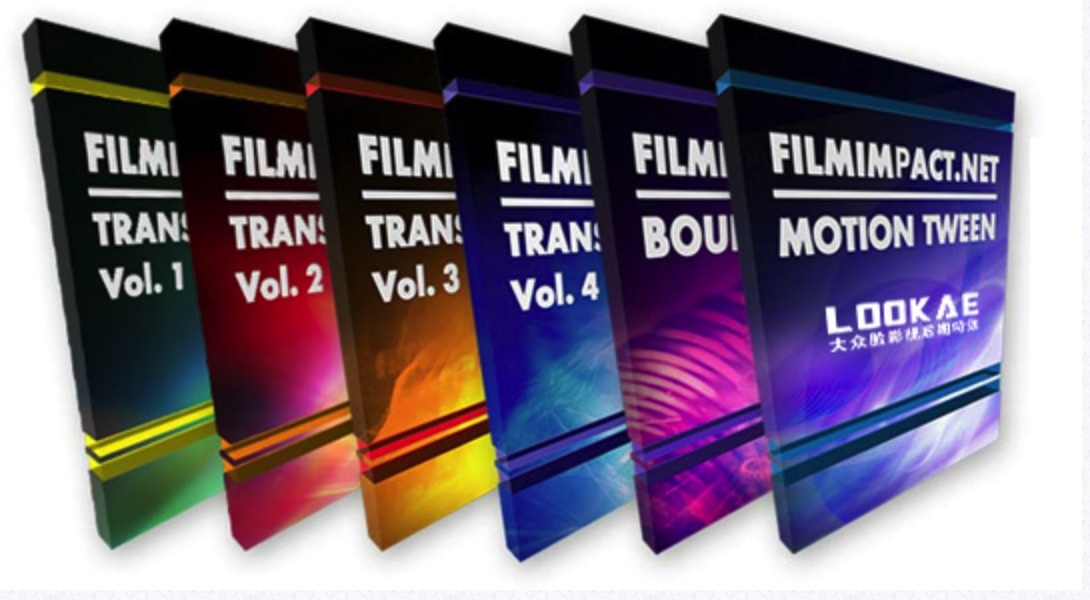 Film Impact Transition Pack