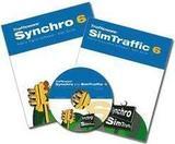 Synchro plus SimTraffic
