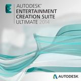 Autodesk Entertainment Creation Suite Ultimate 2014