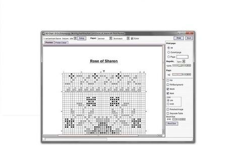 KG-Chart for Cross Stitch