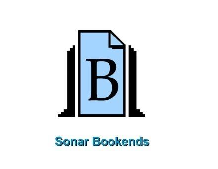 Sonar Bookends