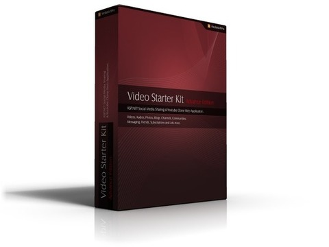 ASP.NET Video Starter Kit
