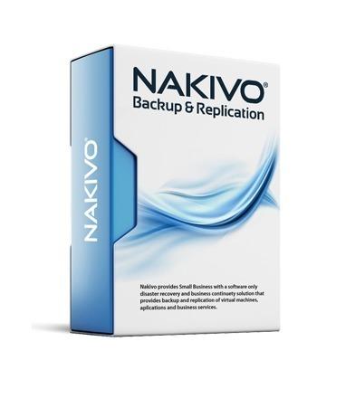 NAKIVO Backup and Replication