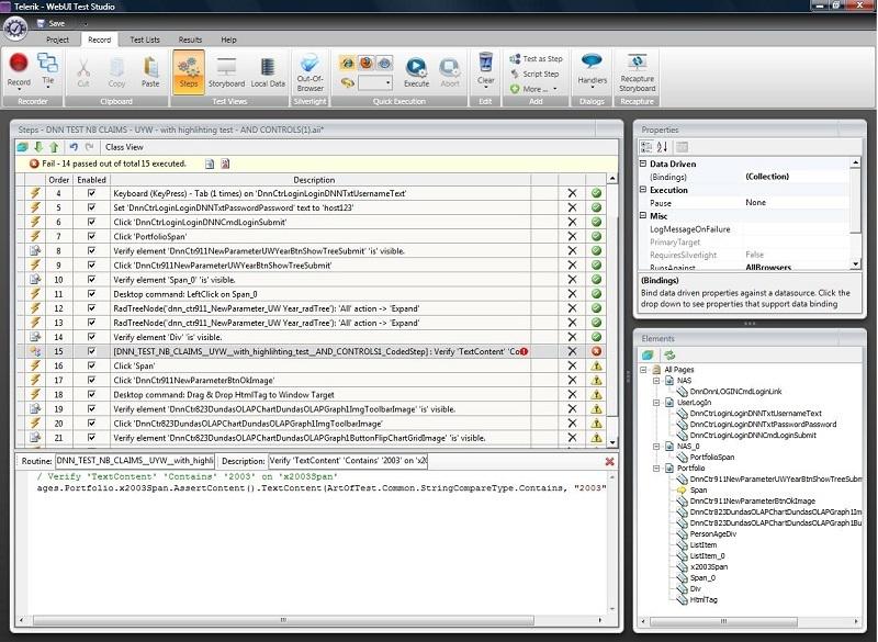 Telerik Test Studio - Compre agora na Software com br