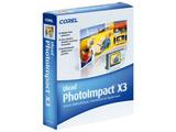Corel PhotoImpact X3  - Caixa