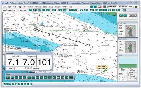 seaPro Standard - Rota