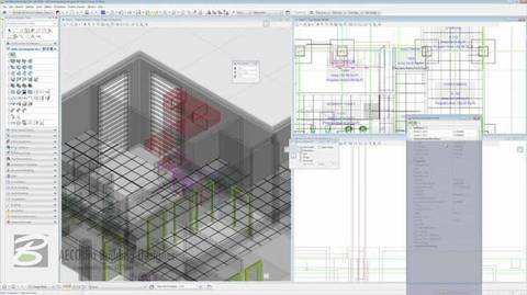 AECOsim Building Designer - Montagem
