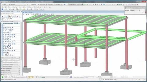 AECOsim Building Designer - Estrutura