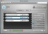 WireTap Anywhere - Dispositivos