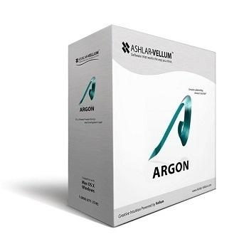 Argon 3D Modeling - Caixa
