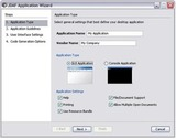 JIDE Desktop Application Framework - Assistente