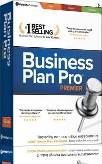 Business Plan Pro Premier - Box