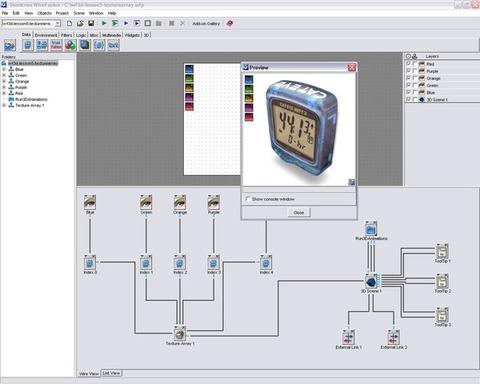 WireFusion - Desenvolvimento