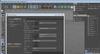 Effex - Opções de renderização
