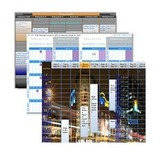 DBI Corporate Suite - Organização por calendários