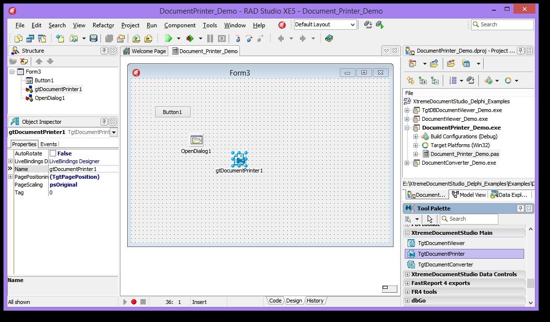 XtremeDocumentStudio Delphi - Compre agora na Software com br