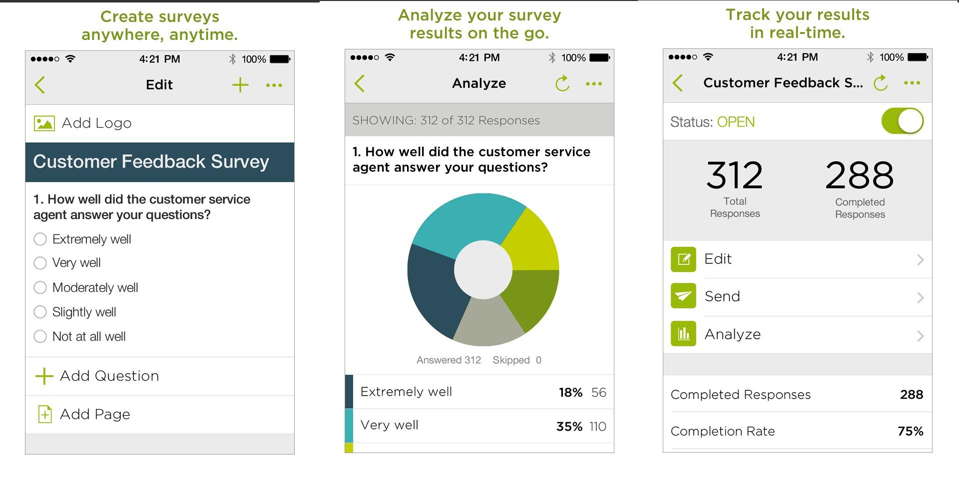 Web Poll Design Software