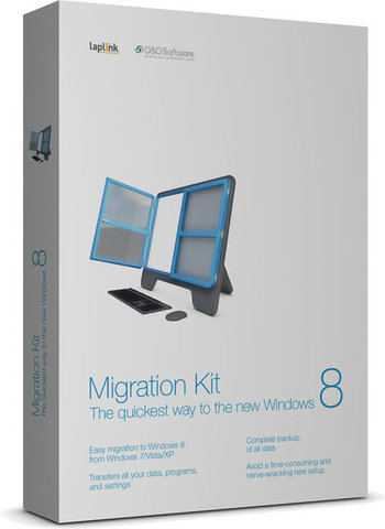 Migration Kit for Windows 7 and 8 - Box