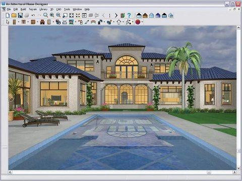 Home Designer Pro - Visão Externa
