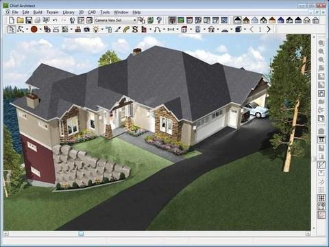 Home Designer Pro - Visão superior