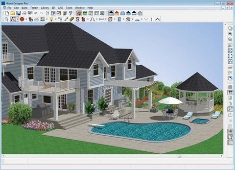 Home Designer Pro - Ferramentas