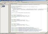 PHPEdit - Scripting