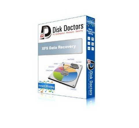 Disk Doctors VM Recovery (XenServer) - Box