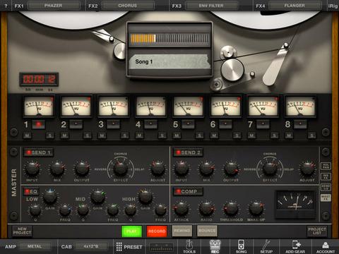 AmpliTube - Template