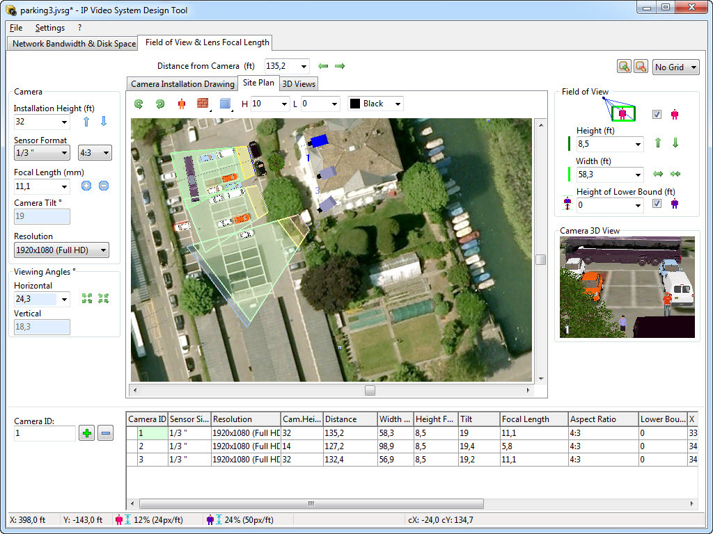 Ip video system design tool compre agora na for Ip camera design tool