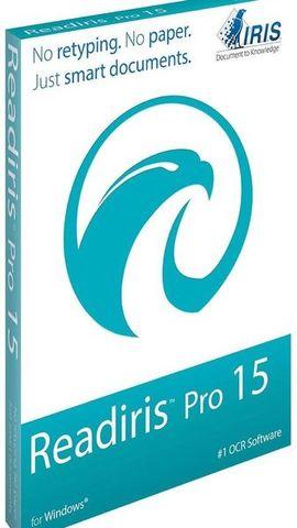 Readiris Pro 15