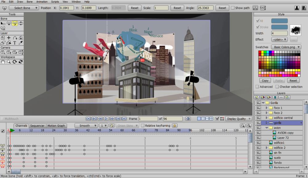 Anime Studio Pro 11 For Mac